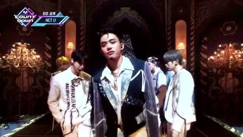 NCT U最新回归曲Make A Wish首打歌舞台