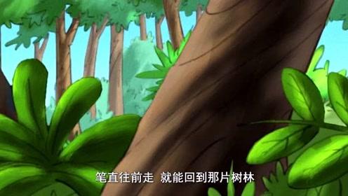 百变马丁:郭莫穿着女装跑到终点,竟然没人认