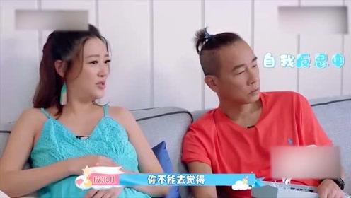 应采儿看节目视频,陈小春暴躁对儿子的画面一出,网友:山鸡哥要遭殃了