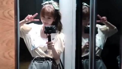 刘岩采访时吹彩虹屁,倪妮表示电影拍的丝丝入扣,虞书欣萌萌哒自拍中!