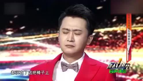"""41岁音乐治疗师上央视,现场为杨帆""""疗伤"""",一开嗓堪比专业歌手"""