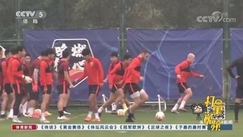 佩雷拉:中国球员不是小孩子而是男人!