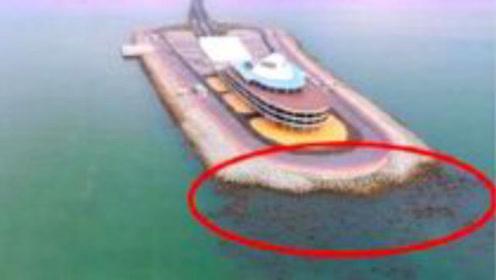 港珠澳大桥出问题了?港媒直接拿出证据,这次瞒不住了?