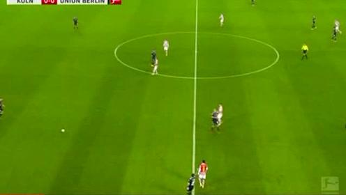 德甲联赛第8轮全场集锦:科隆1-2柏林联