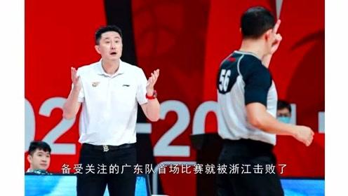 CBA常规赛预热,广东和辽宁谁能夺冠,郭士强能进季后赛?