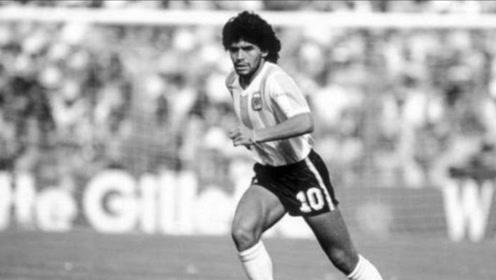 果然视频|回顾1986年世界杯,马拉多纳连过五人