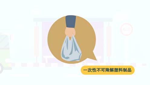 国家发改委减塑行动动画宣传视频-日常生活篇