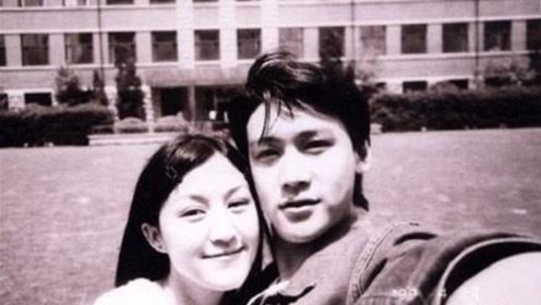 陆毅为母校上戏庆生 晒与鲍蕾大学时自拍甜蜜青