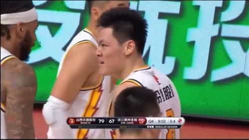 CBA12月8日五佳球:张宁3+1榜首 李慕豪大力灌篮状元郎首次上榜