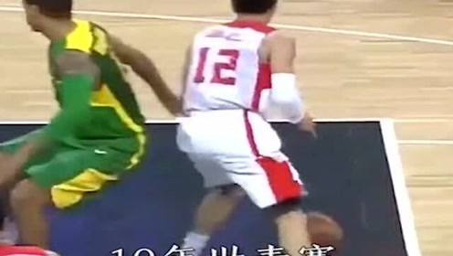 亚洲第一后卫郭艾伦,用实力去回应你们的质疑!#郭艾伦#篮球#cba