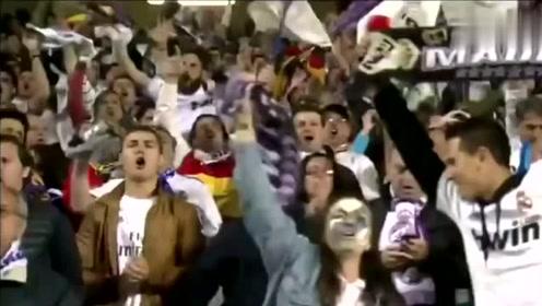 欧冠决赛经典回顾,马竞离夺冠就差几十秒,皇马补时绝平夺冠