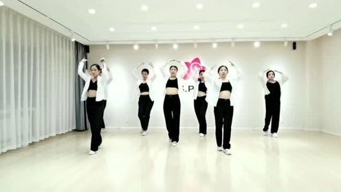 SPink舞蹈:爵士舞《*oyfriend》练习室翻跳