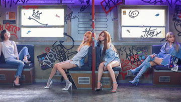 EXID《Night Rather Than Day》