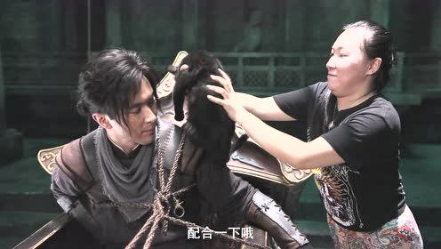 Behind the scenes: Drama king Gao WeiGuang Candle in the Tomb: The Lost Caverns