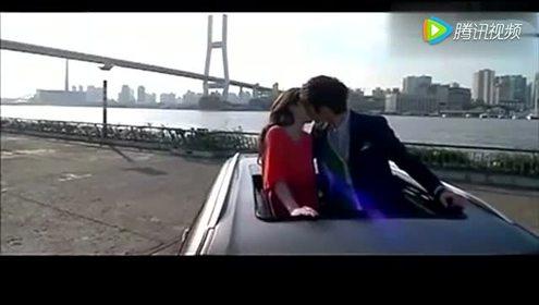 张翰和陈乔恩在宝马里激吻,郑爽看到会不会心塞?