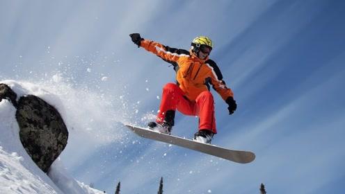 经典滑雪视频,挑战你心跳极限!