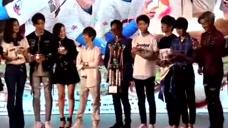 TFBOYS化身棒球少年,获中国棒球推广杰出贡献奖