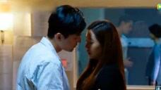 胡歌《猎场》预告kiss三连发 片场对戏台词稳如正片