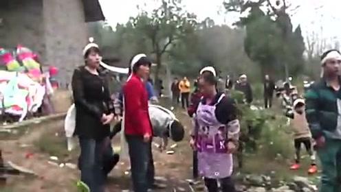 贵州金沙沙土周母葬礼第二集
