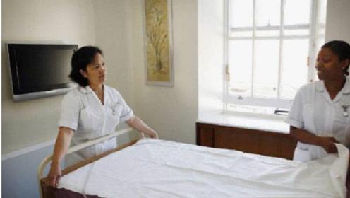 病人在医院去世后,留下的床单被褥医院是怎样处理的?