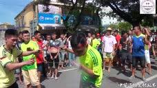 海南琼海市中原镇军坡节,海南地区特有的传统民俗文化