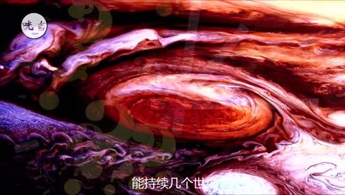 太阳系五大奇怪现象!科学发现木星大红斑急速