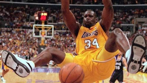 NBA没有扣过篮的球星,有人因为身高不够,有人因为任性