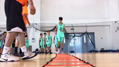 育华篮球-天津体育学院夏令营