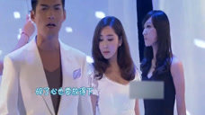 严屹宽温柔演唱《雨一直下》,老婆杜若溪伴舞,太浪漫了!