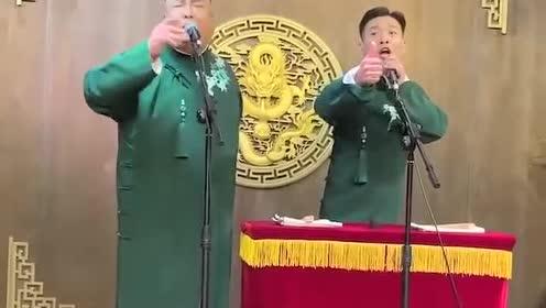 河南相声,戏曲小品界的领军人物:范军,学单田
