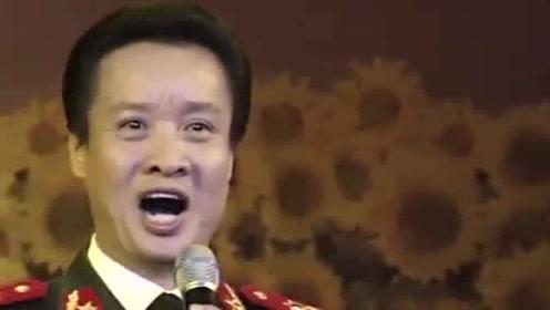 音乐:阎维文竟被外孙打败,爷孙合唱《小白杨