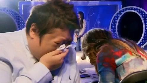 流浪歌手翻唱一首《父亲》,让韩红痛哭流涕,