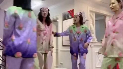 (乘风破浪的姐姐)宿舍搞笑日常;练舞花絮放