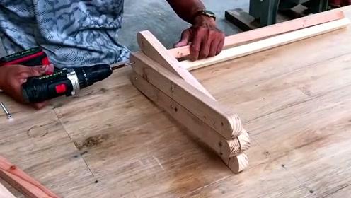 这东西一般人做不上来,真是位木工高手,不得不服