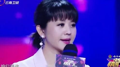 中国情歌汇:黄枭与小米比拼谁的高音更高,黄枭都唱破音了