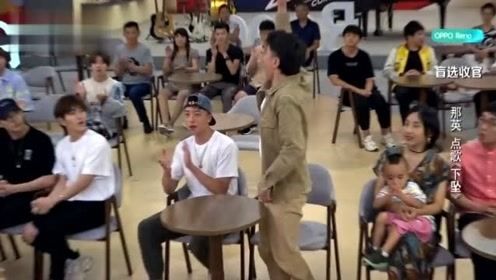 中国好声音2019:摇滚大叔坚持追寻音乐梦想连续8年参加好声音