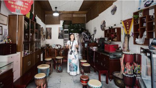 到黎川古城旅游有幸欣赏到汤丽芳女士原创歌曲《爱上黎川》
