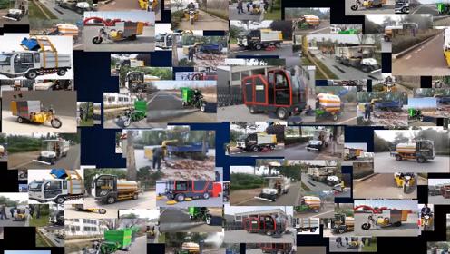 路面电动清扫车 百易电动清扫车视频 电动清扫车小型垃圾清扫车