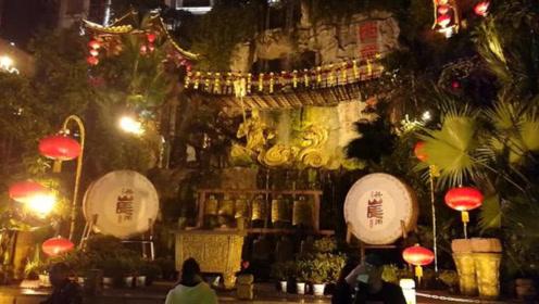 重庆洪崖洞、朝天门景点游,算是有特色中的一般般?