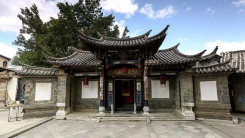 藏在云南的一处清代豪宅,耗时30年完成,总占地面积达2万平