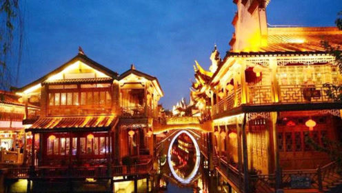 黛西旅游:中国最美水乡台儿庄,乾隆皇帝都称它为天下第一庄