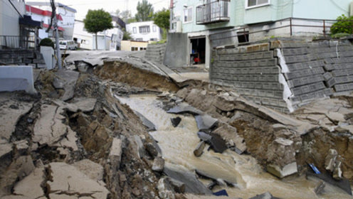 仙台 地震