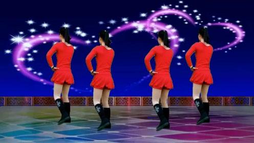 广场舞最新dj舞曲《火辣辣的爱》声线优美娓娓动听,大气悠扬