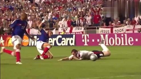 2004年欧洲杯,鲁尼一举成名
