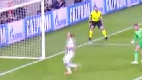 梅西欧冠百大进球之51-100位进球