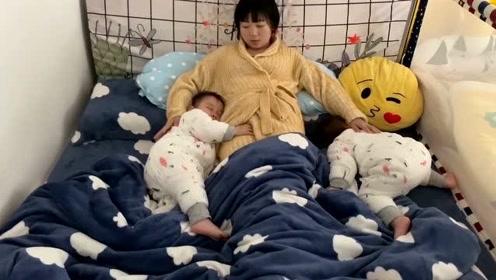 睡姿这么奇葩的,也只有德甲宝宝了吧