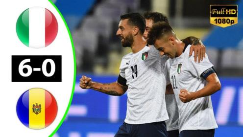 中超27岁巨星大爆发!外脚背捅射+大力头槌建功,意大利6-0大胜