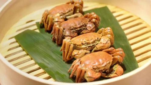 横扫大江南北的大闸蟹,苦苦等待一个月,就为了这一口鲜味