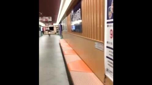 在日本的华人,发来的一段视频,这就是日本现状