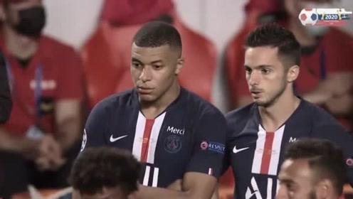大巴黎11场欧冠打进43球很遗憾内马尔姆巴佩未能创造历史